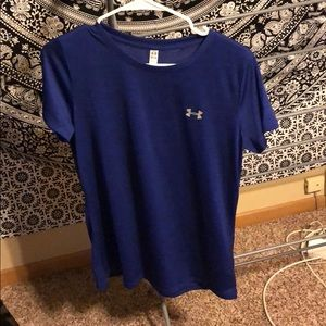 NWT Purple Under Armour T-shirt